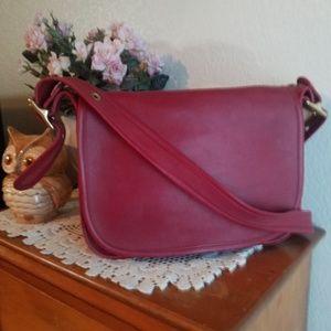 Coach Patricia Legacy Saddle Bag